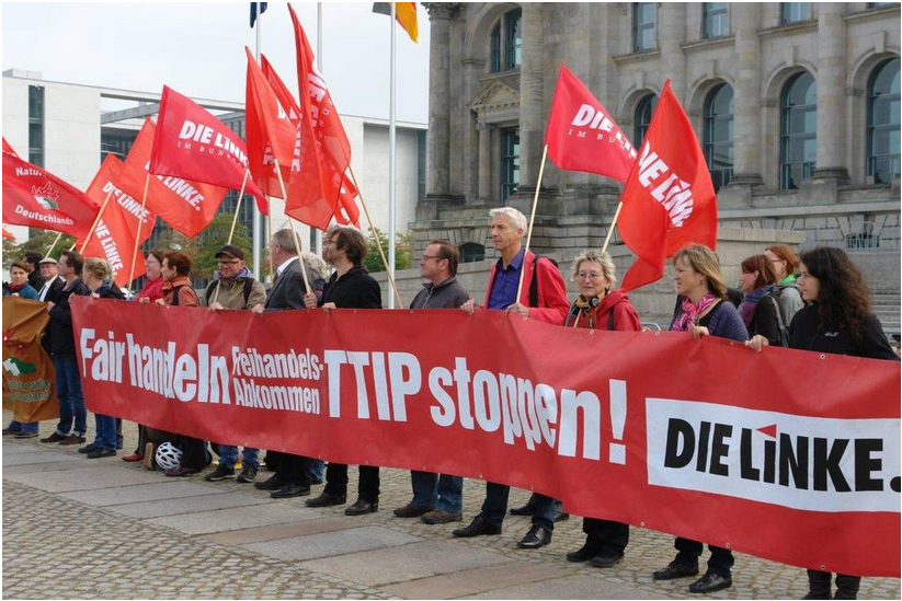 Freihandelsabkommen TTIP und CETA stoppen!